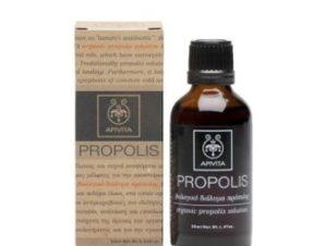 Apivita Propolis -Βιολογικό Διάλυμα Πρόπολης, 50ml.