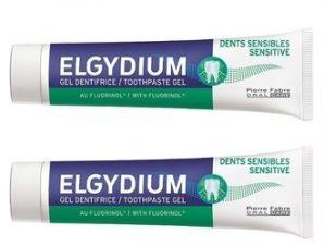 Elgydium Sensitive Teeth Οδοντόπαστα 2x 75ml – 50% στο 2ο προϊόν