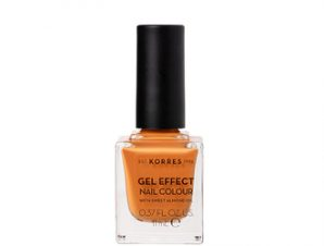 korres Gel Effect Nail Colour 92 (Mustard) 11ml