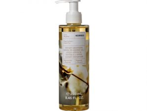 Korres Ενυδατικό Serum Oil Σώματος Αγνό Βαμβάκι / 250ml