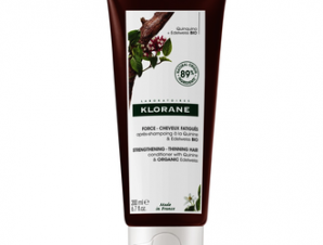 Klorane Quinine- Μαλακτική Κρέμα για Ενδυνάμωση & Τριχόπτωση με Κινίνη και Βιολογικό Εντελβάις -200ml