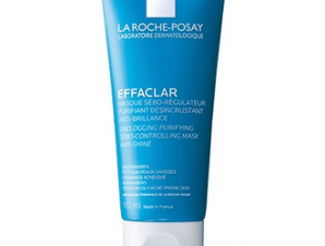 La Roche-Posay Effaclar Masque 100ml – Μάσκα καθαρισμού των πόρων και ρύθμισης του σμήγματος. Κατά της γυαλάδας