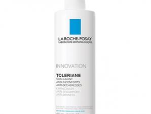 La Roche Posay – Toleriane Caring Wash Καθαρισμός Προσώπου – Ενάντια στην έλλειψη άνεσης και την ξηρότητα. 400ml