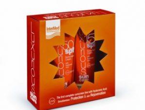 Luxurious -Face Cream SPF50 (75ml) & Sun care Body Cream SPF15 (200ml)