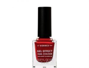 Korres Gel effect nail Colour – 49 Moonstone Rose – 11ml