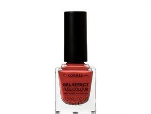 Korres Gel effect nail Colour – 36 Misty Rose -11ml
