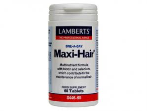 Lamberts -Maxi Hair 60tabs