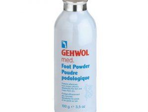 Gehwol Med Foot Powder 100g,Δραστική Πούδρα Ποδιών