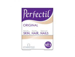 Vitabiotics Perfectil Original Τριπλή Δράση σε Δέρμα, Μαλλιά & Νύχια .30tabs