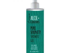 Aloe+Colors Shower Gel Pure Serenity / 250ml
