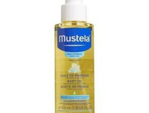 Mustela Huile De Massage, Λάδι για Μασάζ. 100ml.