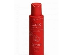 L'Erbolario Cocco – Bagno Crema Nutriente – Κρεμώδες αφρόλουτρο από οργανικό έλαιο καρύδας – 100ml