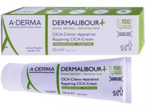 A-derma Dermalibour cica- Creme + 50ml