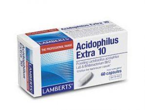 Lamberts Acidophilus Extra 10- 30caps