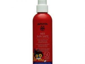 Apivita – Bee Sun Safe -Hydra Sun Kids Lotion SPF50- Με καλέντουλα και πρόπολη – 200ml