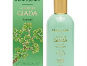 L'Erbolario Albero Di Giada Bath Gel -250ml / Μια απαλή φόρμουλα για να καθαρίσει και ενυδατώσει αποτελεσματικά το σώμα σας.