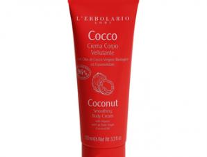 L'Erbolario Cocco – Crema Corpo Vellutante – Βελούδινη κρέμα Σώματος από οργανικό έλαιο καρύδας -100ml