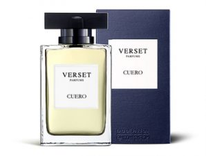 Verset Parfums Cuero, Eau de Parfum – Ανδρικό Άρωμα, 50ml – Αντίγραφο του Terre D'Hermes (Hermes)