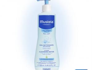 Mustela No-rinse cleansing water 300ml ,Νερό καθαρισμού χωρίς ξέβγαλμα
