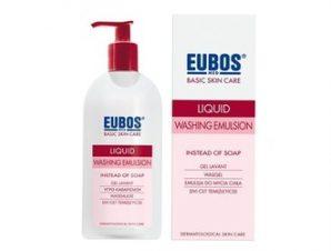 Eubos Liquid Red Υγρό Καθαρισμού αντί Σαπουνιού, 400ml