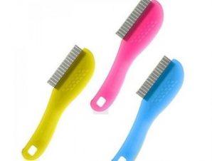 Euromed Licecomb (Nitcomb) Χτένα για Ψείρες Χρώμα Ροζ,1 τεμάχιο