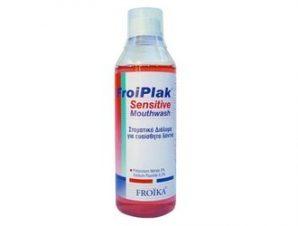 Froiplak Sensitive Mouthwash- Στοματικό Διάλυμα 250ml