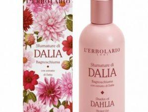 L'Erbolario Shades Of Dahlia Dalia -Αφρόλουτρο με εκχύλισμα Ντάλιας / 250ml