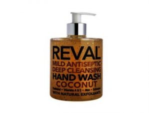 Intermed / Reval Mild Antiseptic Deep Cleansing Hand Wash Coconut / 500ml