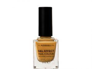 Korres Sweet Almond Oil Nail Colour No93- It'S Bananas 11 ml