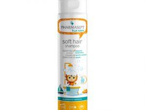 Pharmasept Kids Care – Kid Soft Hair Shampoo 300ml – Απαλό σαμπουάν καθημερινής χρήσης χωρίς SLES/SLS για μαλακά μαλλιά