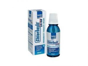 Chlorhexil Extra Mouthwash, 250ml.