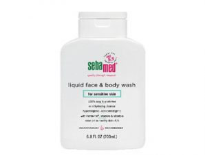 Sebamed Liquid Wash, Υγρό Καθαρισμού Για Πρόσωπο Και Σώμα – 200ml