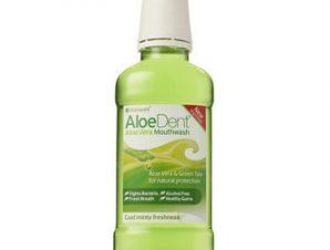 Aloe Dent Mouthwash 250ml,Στοματικό Διάλυμα με Αλόη Χωρίς Φθόριο