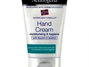 Neutrogena Moisturising & Hygiene Κρέμα Χεριών για Ενυδάτωση & Προστασία 50ml