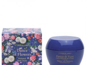 L'Erbolario Danza Di Fiori Perfumed Body Cream (Χορός των Λουλουδιών) 200ml