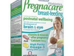 Vitabiotics Pregnacare Breast-Feeding 56tabs+28caps