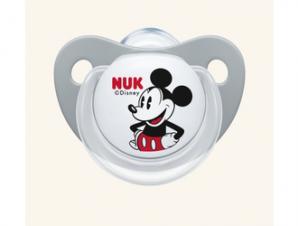 Nuk Trendline Disney Minnie Σιλικόνης ( 10.730.123) 0-6m.