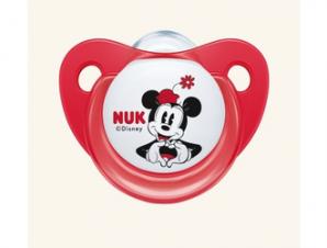 NUK Disney Mickey Πιπίλα σιλικόνης Νο 2 ( 6-18) μηνών. (10.736.380)