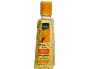 Intermed Reval Plus Lemon Antiseptic Hand Gel, Αντισηπτικό Τζελ Χεριών με Άρωμα Λεμόνι, 100ml