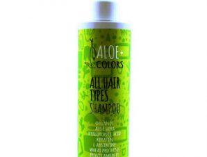 Aloe+Colors Shampoo all hair types / 250ML