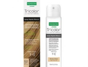 Homocrin Tricolore / Spray Βαφής Μαλλιών – Light Blonde / 75ml