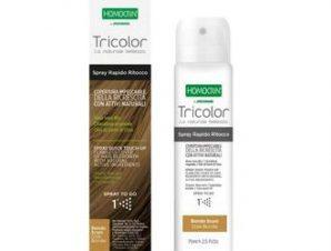 Homocrin Tricolore / Spray Βαφής Μαλλιών – Dark Blonde / 75ml