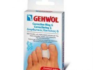 Gehwol Correction Ring G-Διορθωτικός δακτύλιος G 3τεμ.