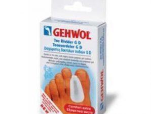 Gehwol Toe Divider G D 3Ττεμ. μεσαίο μέγεθος