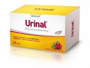 Urinal 60caps,Φυσικό Εκχύλισμα από Cranberries για την αντιμετώπιση των ουρολοιμώξεων