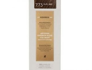 Korres Abyssinia Superior Gloss – 7.73 (Ξανθό Μελί ) – 50ml
