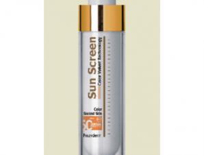 Frezyderm SunScreen Color Velvet Face Cream SPF50+, 50ml