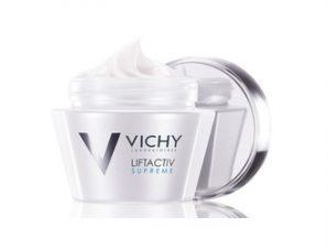 Vichy Liftactiv Supreme, 50ml. Φροντίδα Επανόρθωσης της Καθημερινής Γήρανσης.Για Ξηρές & πολύ Ξηρές Επιδερμίδες.