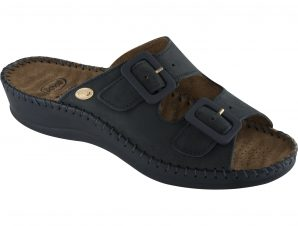 Scholl Shoes Weekend F20068104 Navy Blue 1 Ζευγάρι – 41
